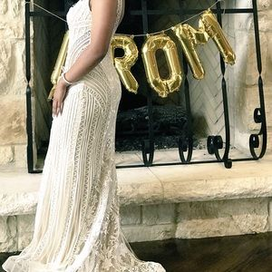 Prom dress (2018)